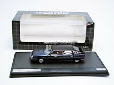 CITROEN CX DDR Limousine Tissier 1986 blue color in 1/43 scale.
