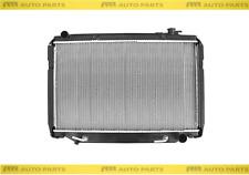 FOR TOYOTA  LANDCRUISER FZJ80 89-98 RADIATOR 4.5L, PETROL, AUTO/MANUAL