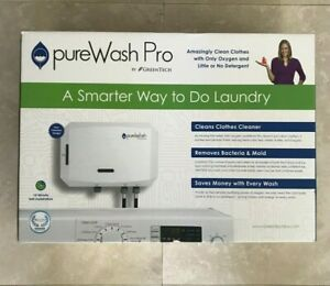 pureWash Pro by GreenTech A Smarter Way To Do Laundry NEW