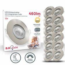 B.k.licht spots À encastrer Ip23 Ultraplats 24mm Lot 12