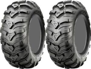 Pair 2 CST Ancla 27x9-12 ATV Tire Set 27x9x12 C9311 27-9-12