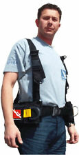 Beaver Tech Weight Harness Belt System for Scuba Diving Dive Lead Pockets