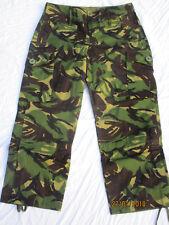 Trousers Combat Windproof Woodland DP, SAS Camo Pants, 70/88/104 (Medium-Short)