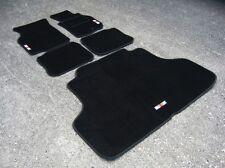 Car Mats to fit Mitsubishi Lancer Evolution 6 RHD (Evo VI) + Boot Mat + RalliArt