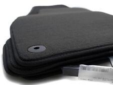 Fußmatten AUDI A4 8E B6 B7 Original Qualität Velours Automatten 4-teilig schwarz