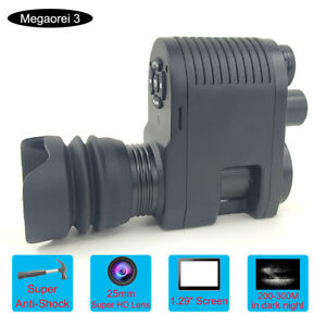 Megaorei3 IR Night Vision Camera 720P for Camping Hiking Outdoor Hunting