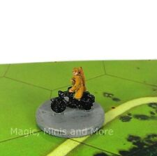 Early War MOTORCYCLE RECON #49 Axis&Allies 1939-1941 miniature