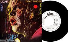 "7"" - Meat Loaf - Dead Ringer For Love (Rock) SPANISH PROMO EDIT. 1981 NEAR MINT"