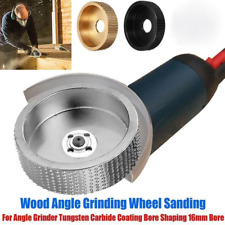 Grinder Wheel Tool Woodworking Steel Grinding Wheel Angle Carving Disc Saw Blade