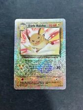 Pokémon - Dark Raichu - reverse - Legendary Collection