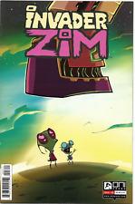 INVADER ZIM #3 ONI PRESS COVER A 1ST PRINT Jhonen Vasquez