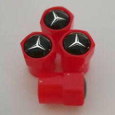 Tappi valvola pneumatici x MERCEDES  MITSUBISHI   tutti i modelli