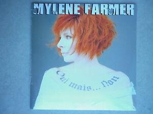 Mylene Farmer cd single Oui Mais Non