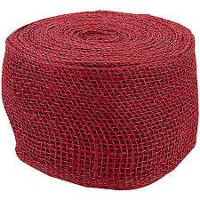 Red Ribbon Scrapbooking Embellishments