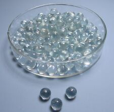 FLINT GLASS / SODA LIME BEADS 9 mm COLUMN PACKING 1 lb