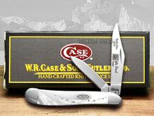 Case xx Peanut Knife White Pearl Genuine Corelon 1/500 9220WP-LTD