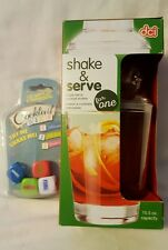 Shake & Serve for One + Emporium Cocktail Dice Game  - NIB