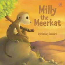 Milly the Meerkat (Picture Flats) by Oakley Graham Paperback Book The Fast Free