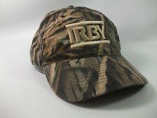 Irby Camo Hat Camouflage Hook Loop Baseball Cap
