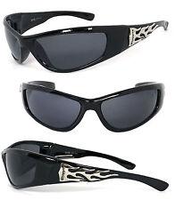 New Choppers Biker Mens Sunglasses - Black C19