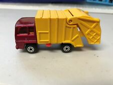 """MATCHBOX  SUPERFAST REFUSE TRUCK   """"COLLECTOMATIC""""  k"""