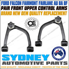 FRONT UPPER CONTROL ARM SUITS FORD FALCON - FAIRMONT - FAIRLANE AU BA BF (PAIR)