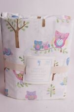 NWT Pottery Barn Kids Hayley Owl full sheet set bird