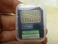 FUJIFILM  Smartmedia 16mb ID Memory Card