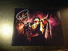 PAPA SHANGO  AUTO SIGNED WWE WWF 8x10 SPOTLIGHT GLOSSY PHOTO