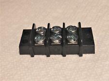 Molex Beau 77  3 Position Terminal Strip 15A 300V