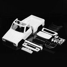 PVC Hard Body Shell Bodywork for SCX10 90046 1/10 RC Crawler Car DIY Accs