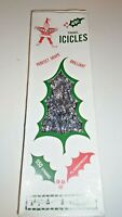 Vintage Metal Tinsel/ Icicles for Decorations for Christmas Trees 550 Strands