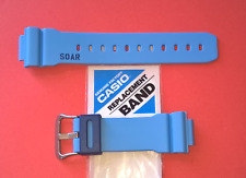 GENUINE CASIO G-SHOCK 2005 DW5600SA-2VJ LIGHT BLUE STREET ART STRAP BAND DW6900