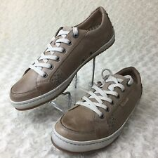 Taos Footwear Freedom Size 9 US 40 EUR Fashion Sneakers Shoes Leather Lace Up