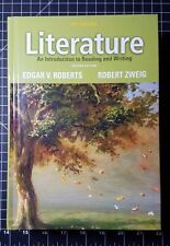 Literature: An Introduction to Reading and Writing AP Edition (Roberts/Zweig)