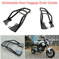 Luggage Rack Tool Box Mounting Bracket For Motorcycle Rear Seat Extension