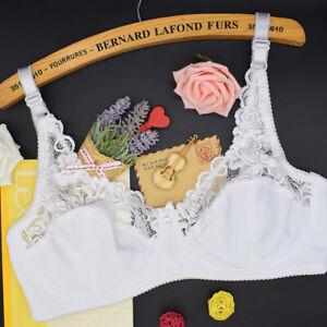 Large Cup Women Bra Underwire Extreme Boost Lingerie Unpadded Brassiere Bralette