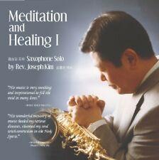 MEDITATION and HEALING I, Saxophone CD