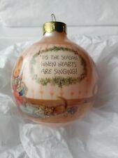Hallmark Keepsake 1990 Ornament Betsey Clark Home for Christmas #5 in Series Box