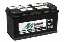 MIDAC IT5 AGM 019 Start Stop VRLA Original Genuine Car Battery12V 95AH 850A