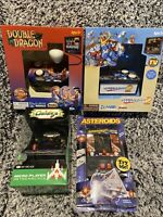 My Arcade/ Plug & Play Lot, Megaman 2, Double Dragon, Asteroids, Galaga New
