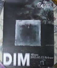 "the GazettE DIM 2015 Taiwan Promo Poster (23""X16"")"