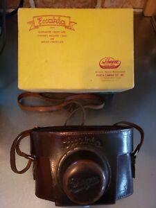 OriginalLeather Case for Exakta VX Camera - Nice Condition