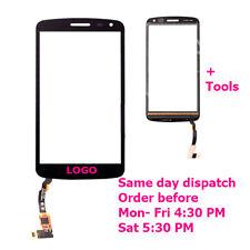 LG K5 Frontal Pantalla Táctil digitalizador de vidrio de repuesto LG K5 X220 X220MB X220DS Q6