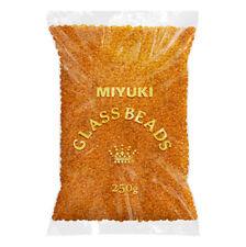 Miyuki al por mayor 6/0 Semilla Cuentas 6-133 Topacio transparente de luz 250g (P71/3)
