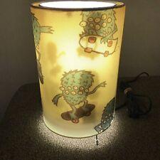 """Shaun White Skateboarding 12"""" Blue Monster Table / Nightstand Lamp New!"""