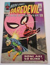 DAREDEVIL #17 ROMITA CLASSIC SPIDER-MAN  8.0/8.5