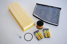 Paquete de inspección inspektionskit Filterset vw golf 5 V tipo 1k 1,4fsi 103kw 140ps