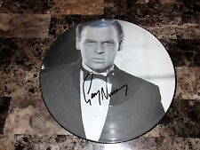 """Gary Numan Rare Signed Limited 12"""" Vinyl Picture Disc LP I Can't Stop COA Photo"""