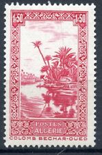 TIMBRE ALGERIE NEUF N° 174 ** OUED A COLOMB BECHARD / SANS RF /